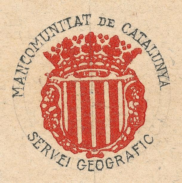 Fons d'arxiu dels diferents Serveis Cartogràfics Oficials que van actuar a Catalunya entre 1914 i 1983